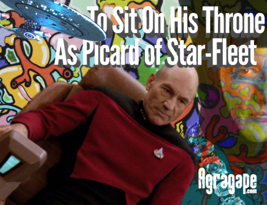 Picard Of StarFleet